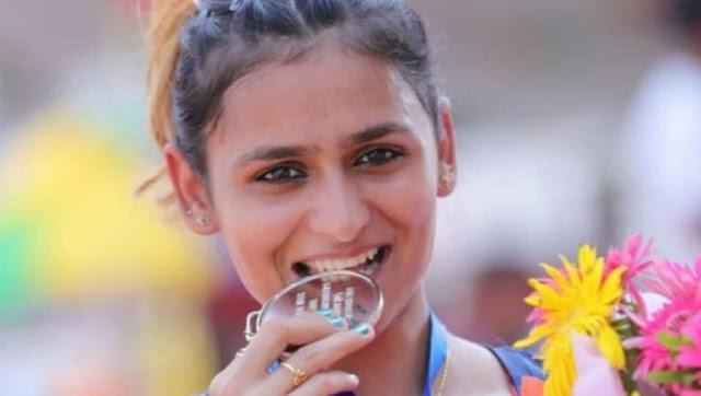 टोक्यो ओलंपिक: प्रियंका गोस्वामी महिलाओं की 20 किमी वॉक फ़ाइनल में 17वें स्थान पर, भावना जाट 32वें स्थान पर