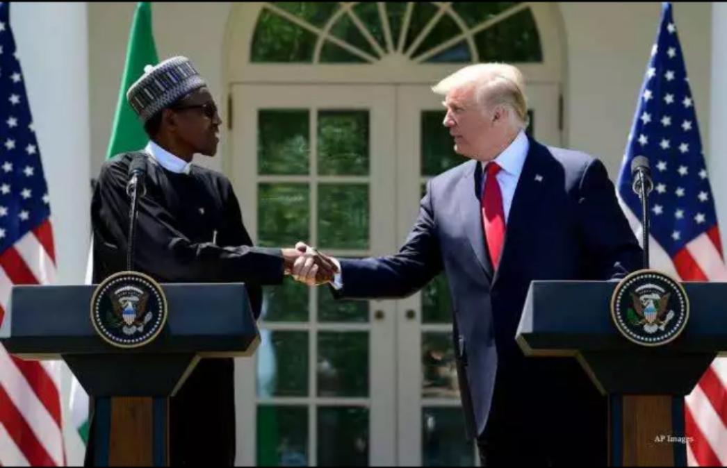 ALBASHI: Shin Kun San Cewa Albashin Donald Trump Yayi Sau 10 din Albashin Buhari