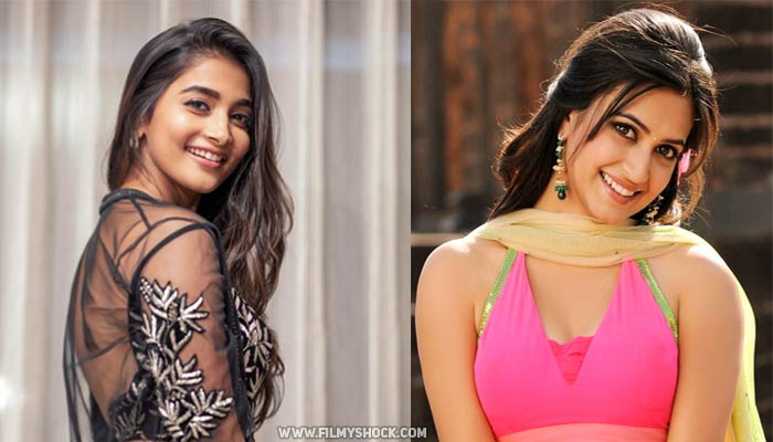 Pooja Hegde And Kirti Kharbanda
