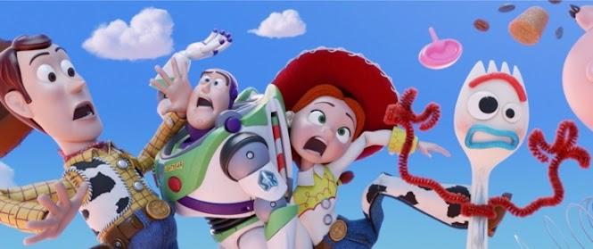 Toy Story 4 Forky Amigurumi FREE Crochet Pattern