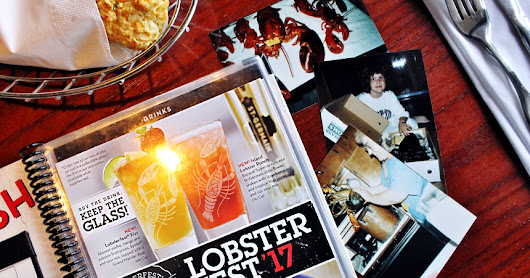 Msg 4 21+: The Meaning of Lobster- And My Lobsterfest® Story