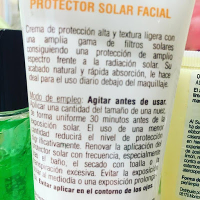 DERMOSUN 50 SPF. Protector Solar ISEIMI