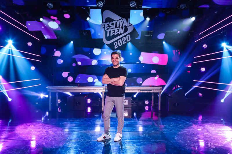 No dia 9 de outubro, um sábado, acontece a quarta edição do Festival Teen Live Show 2021, que assim como ano passado, volta com uma edição 100% digital e consolidado como a principal plataforma de promoção e valorização da música jovem no Brasil.