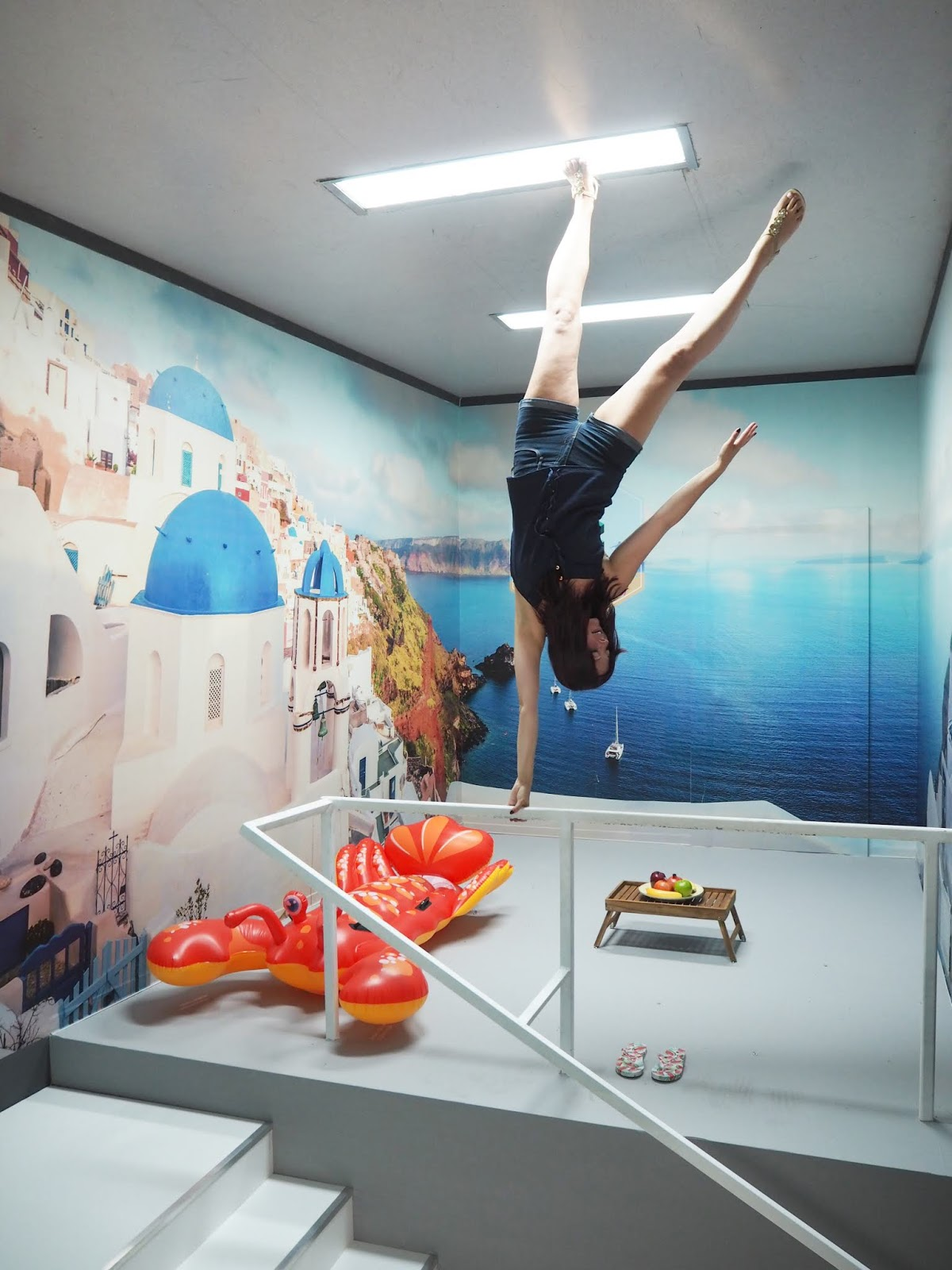 museum of illusions in athens