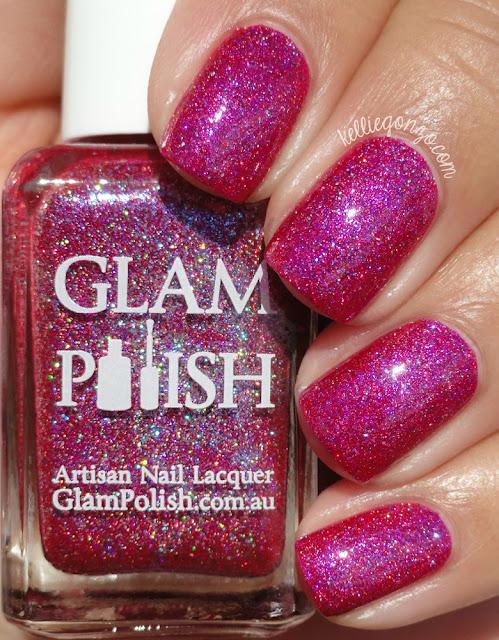 Glam Polish Kiss The Girl