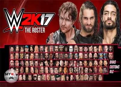 شرح حول تحميل لعبة WWE 2K17 للكمبيوتر
