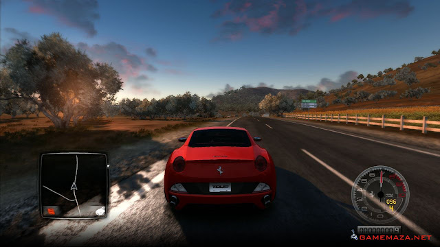 Test Drive Unlimited Gameplay Screenshot 2