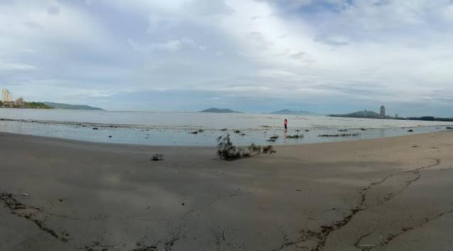 Teluk Likas Beach