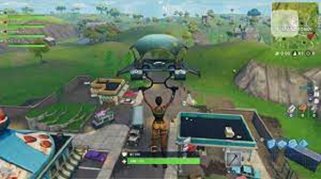 Game Uang Android - Fortnite
