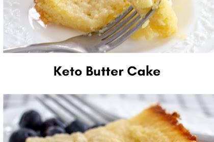 Keto Butter Cake