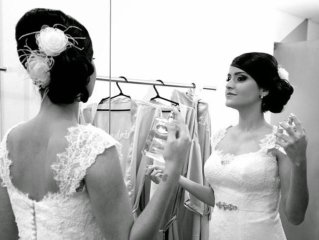 Casamento - Dia da Noiva - Perfume Prada