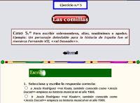 http://reglasdeortografia.com/comillas05.html