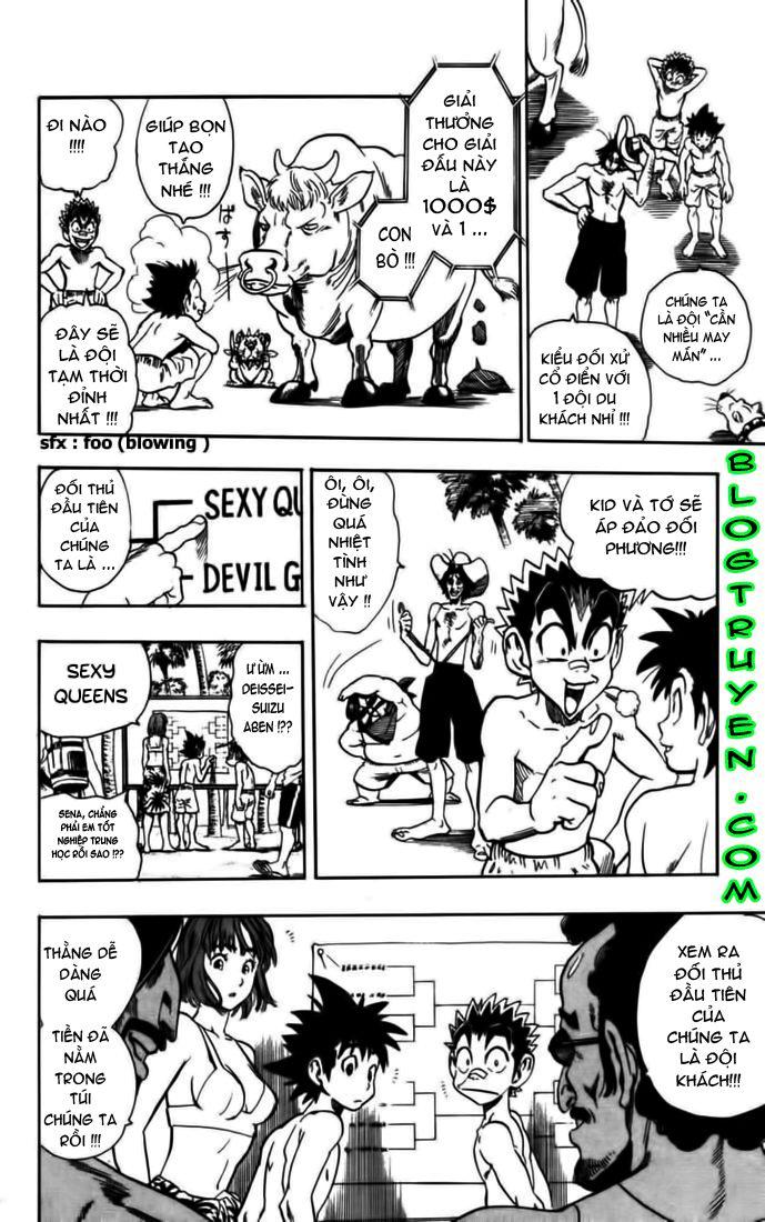 Eyeshield 21 chapter 73 trang 6