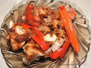 Carne cu legume la tigaie reteta,