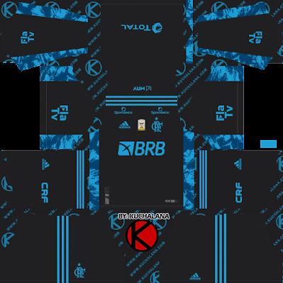 Flamengo Kits 2021/22 -  DLS2019 Kits