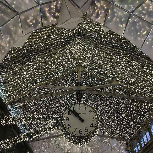 NYC - December Weekend in NYC - Travel Blog - Fashion Blogger - Chelsea Market