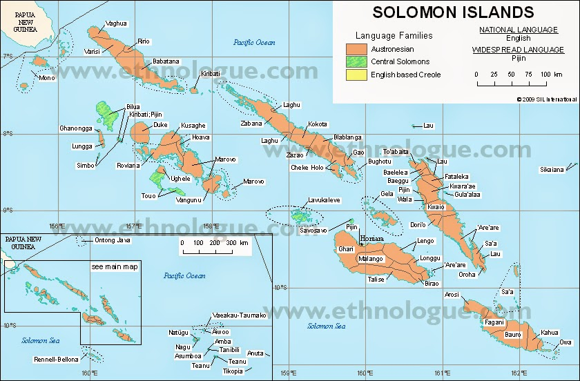 an analysis of the invasion of the solomon islands This page summarizes doing business data for solomon islands of the overall distribution for all years included in the analysis up to and including.