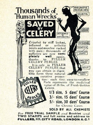 Human Wrecks saved by celery
