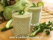 Zeleninové smoothie - recept