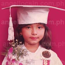 IN PHOTOS: Angel Locsin During Her Younger Years