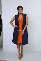 Priyamani in Beautiful Short Deep neck Orange Dress ~  Exclusive 32.JPG