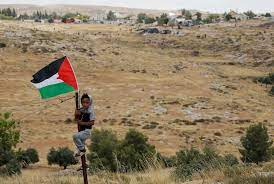 Child in Palestine.