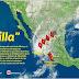 Se incrementó la velocidad de Willa y está a 110 kilómetros al sur de Mazatlán, Sinaloa