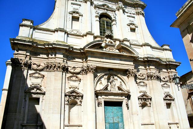 chiesa, monumento, cielo