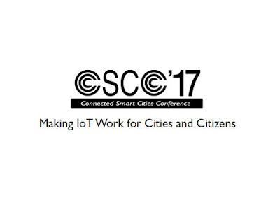 CSC Conference 2017: un encuentro para debatir sobre las ciudades inteligentes conectadas del futuro