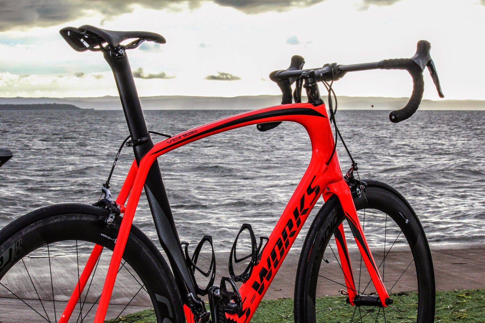 9480eb3e15f Specialized Venge Pro Race 2015 Road Bike | ROAD BIKES | Evans Cycles
