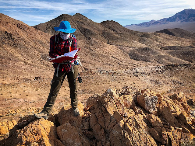 Digging into the Mojave desert's history