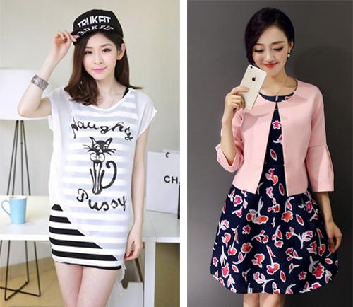 model baju korea wanita dewasa