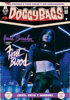 "Reseña de ""Doggy Bags"" vol. 6 Heart Breaker. Katsuni - Dibbuks"