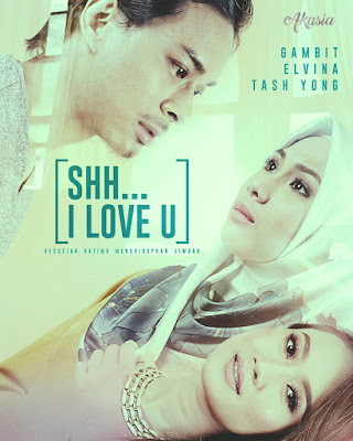 Drama slot akasia terbaru TV3 : Shh… I Love You