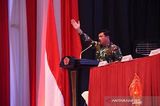 Panglima TNI: Kekuatan Medsos Telah Menggulirkan Kerusuhan di Beberapa Negara