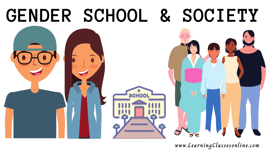 Gender School And Society subject B.Ed, b ed, bed, b-ed, 1st, 2nd,3rd, 4th, 5th, 6th, first, second, third, fourth, fifth, sixth semester year student teachers teaching notes, study material, pdf, ppt,book,exam texbook,ebook handmade last minute examination passing marks short and easy to understand notes in English Medium download free