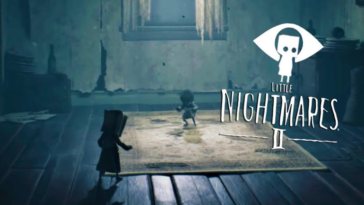 Little Nightmares 2 - Why Sixth Betrayed Mono