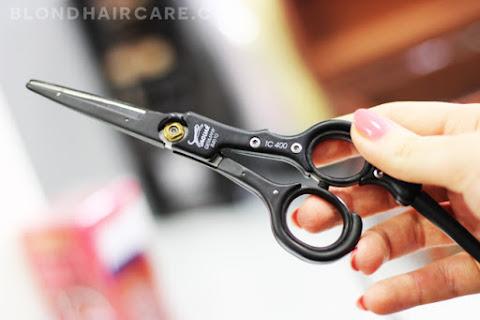 Efekt po strzyżeniu włosów gorącymi nożyczkami Thermocut - czytaj dalej »