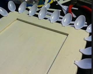 Materiales reciclables que se usar hacer cuadros y marcos