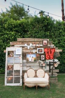 utiliser des canapés et fauteuils anciens dans sa décoration de mariage  blog mariage www.unjourmonprinceviendra26.com