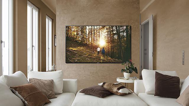 Smart Tivi Samsung 75 inch UHD 4K UA75NU7100KXXV