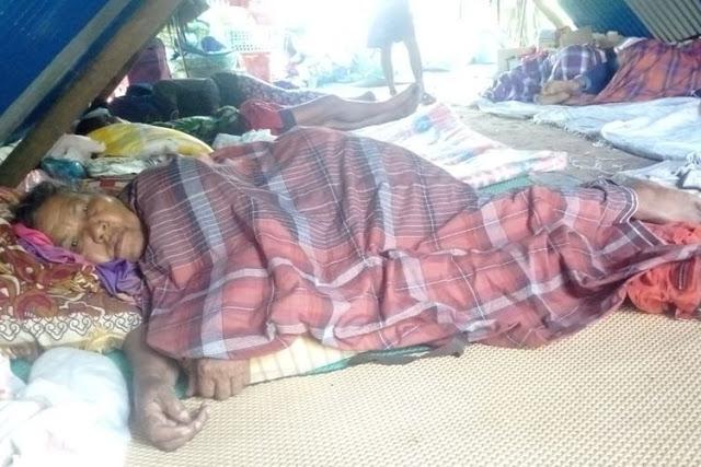 Pengungsi Gempa Ambon: Tiap Hari Kami Didata, tapi Tak Pernah Datang Bantuan