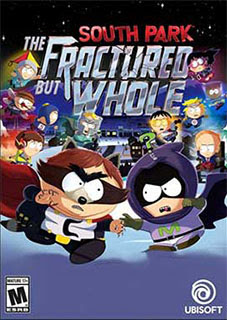 South Park The Fractured But Whole Thumb