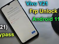 Cara Terbaru  FRP Bypass Vivo Y21 - Verifikasi Akun 100% Sukses