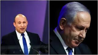 The ultra-nationalist leader Naftali Bennett is ready to exchange Netanyahu
