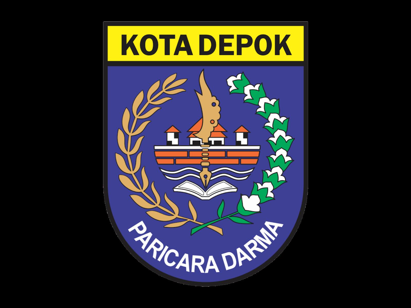 Logo Kota Depok Format PNG
