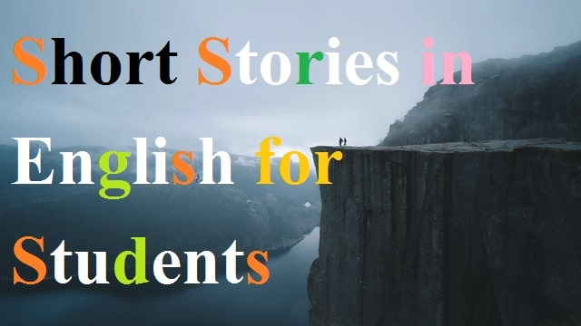 Short Stories in English for Students