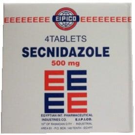 سعر أقراص سيكنيدازول Secnidazole لعلاج الأسهال