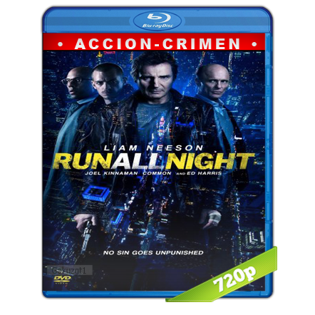 Una Noche Para Sobrevivir (2015) BRRip 720p Audio Trial Latino-Castellano-Ingles 5.1