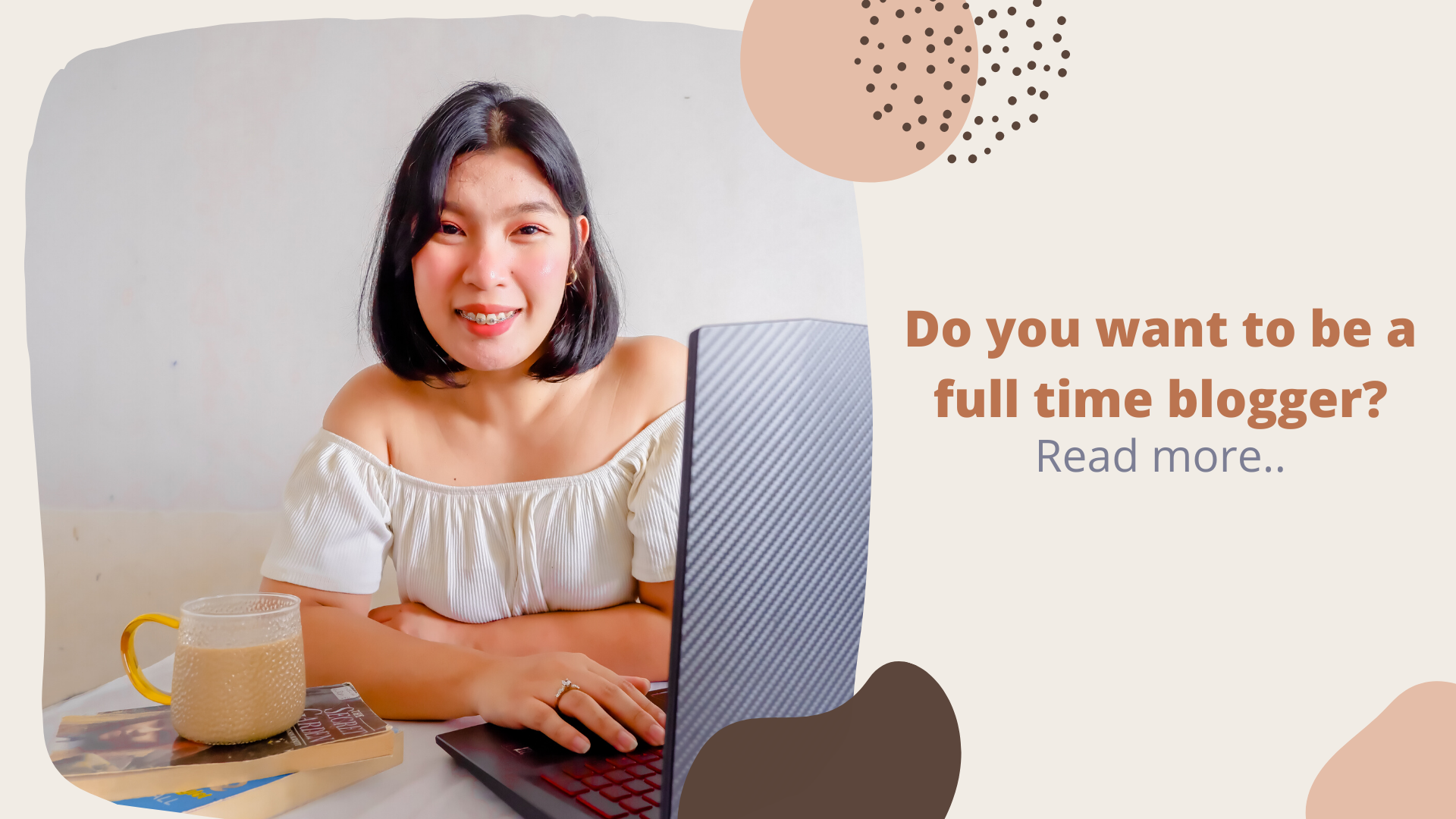 Become a full-time blogger with the help from LadyBossBlogger. Also, enter my giveaway to win a FREE Course of your choice.